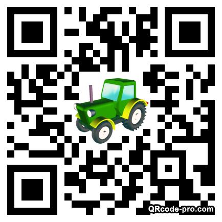QR code with logo 1aUB0