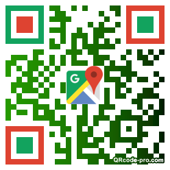 QR code with logo 1aYJ0