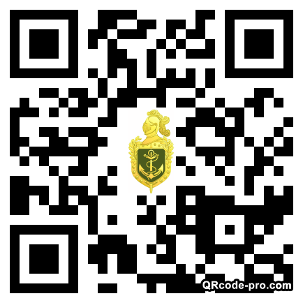 QR code with logo 1aYZ0
