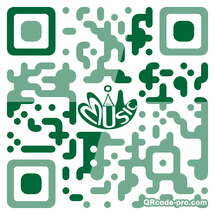 QR code with logo 1acL0