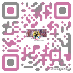 QR code with logo 1aoG0