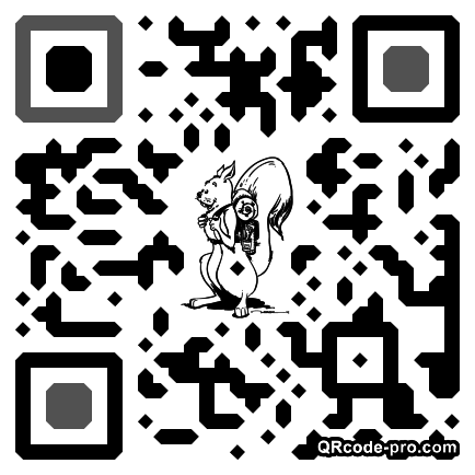 QR code with logo 1asB0