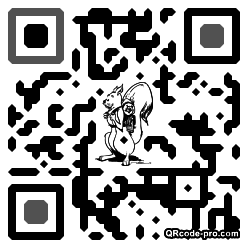 QR code with logo 1ast0