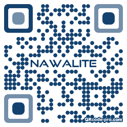 QR code with logo 1azF0