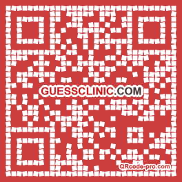 QR code with logo 1azz0