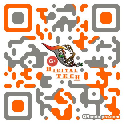 QR Code Design 1b3B0