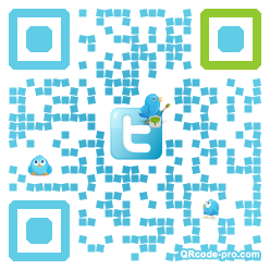QR code with logo 1b670