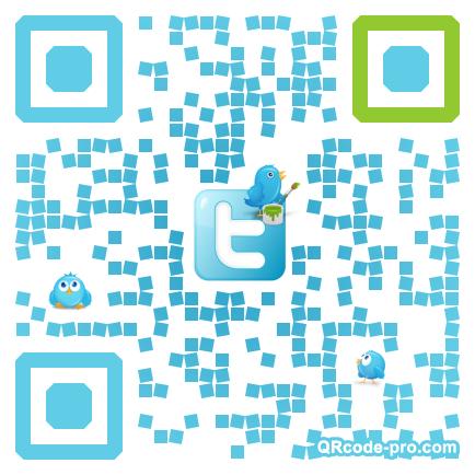 QR code with logo 1b670
