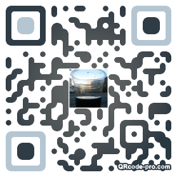 QR code with logo 1b7k0