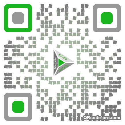 QR code with logo 1b870
