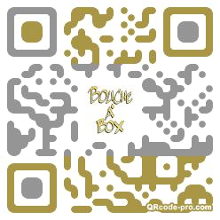 QR Code Design 1b8b0