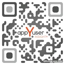 QR Code Design 1bAp0