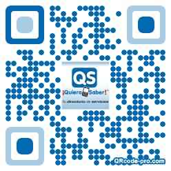 QR Code Design 1bER0