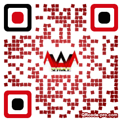 QR code with logo 1bJF0