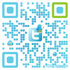 QR code with logo 1bKe0