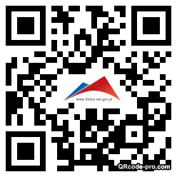 QR code with logo 1bQR0