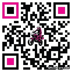 QR Code Design 1bU20