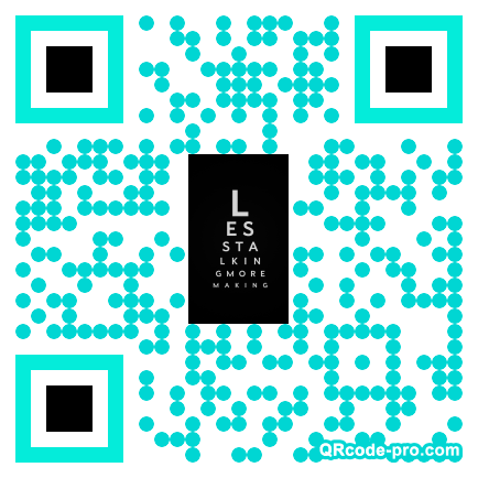 Designo del Codice QR 1bWK0
