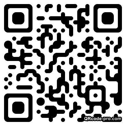 QR code with logo 1bWo0