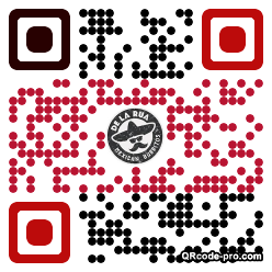 QR code with logo 1bWx0