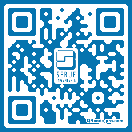 QR code with logo 1bXT0