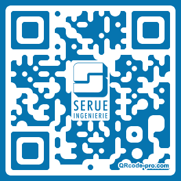 QR code with logo 1bYk0