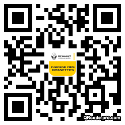 QR Code Design 1baD0