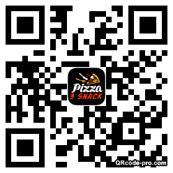 QR code with logo 1bb30