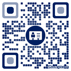 QR code with logo 1bcl0