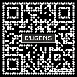 QR Code Design 1bdN0