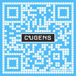 QR Code Design 1bdP0
