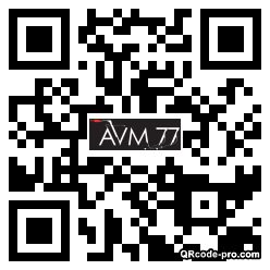 QR code with logo 1bks0