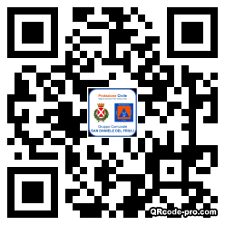 QR code with logo 1bn70