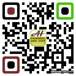 QR code with logo 1boG0