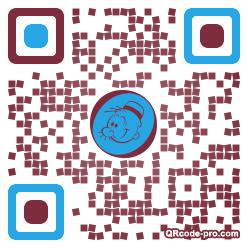 QR Code Design 1bp70