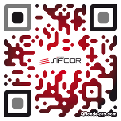 QR code with logo 1bpV0