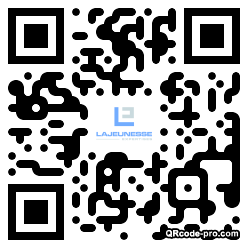QR code with logo 1bqg0