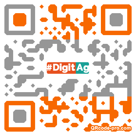 QR code with logo 1bqo0