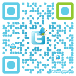 QR code with logo 1brK0