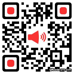 QR code with logo 1bta0