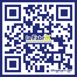 QR code with logo 1byQ0