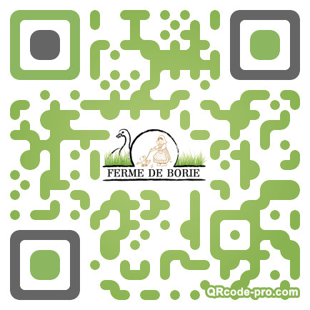 QR code with logo 1bzU0