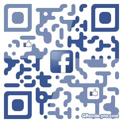 QR code with logo 1c1k0