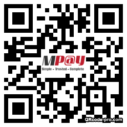 QR code with logo 1c5z0