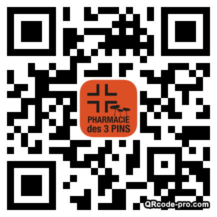 QR code with logo 1cDk0