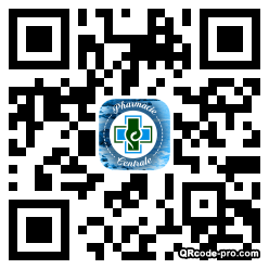 QR code with logo 1cDl0