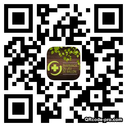 QR Code Design 1cDm0