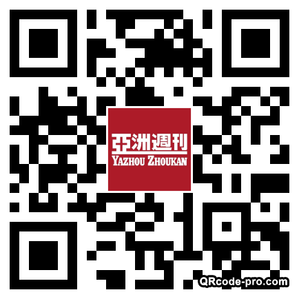 QR code with logo 1cGd0