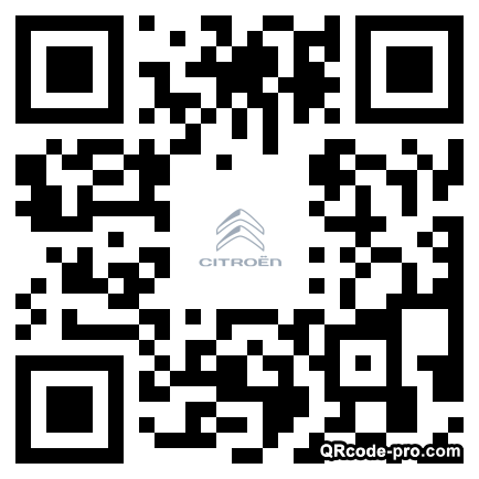 QR code with logo 1cHd0