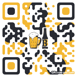 QR code with logo 1cMt0